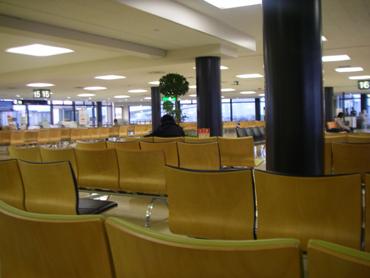 伊丹空港搭乗待合室