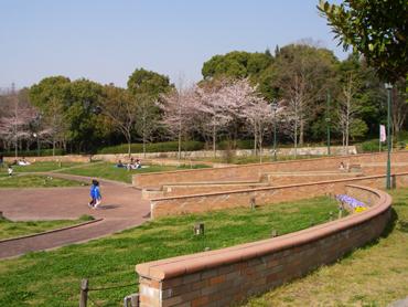 寝屋川公園中央広場